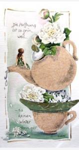 Entschleunigung Teezeit