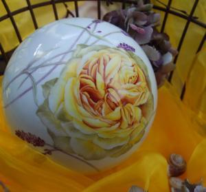 03. Gelbe Rose  - Edelrose 'Bad Hersfeld'® (